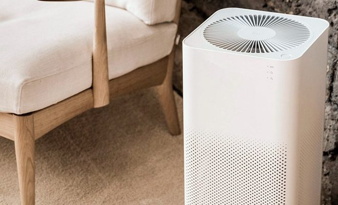 2017 best home air purifier