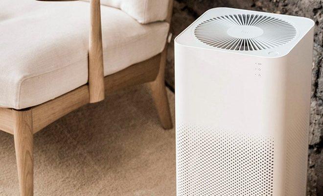 2017 best home air purifier