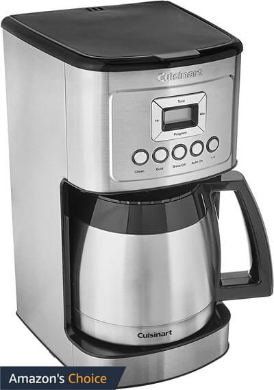 Cuisinart drip coffee maker
