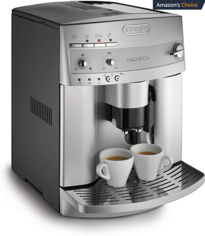 De'Longhi Automatic Espresso & Coffee Machine
