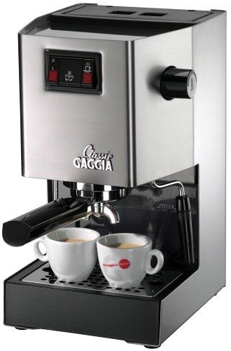 Gaggia classic espresso maker