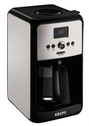 KRUPS Digital Coffee Maker Machine