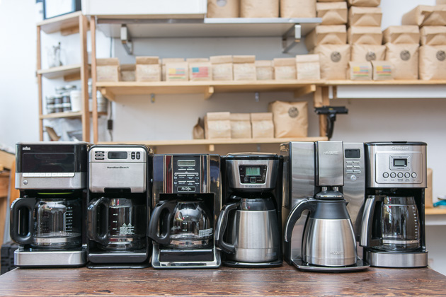 Recommended Coffee makers Brands List