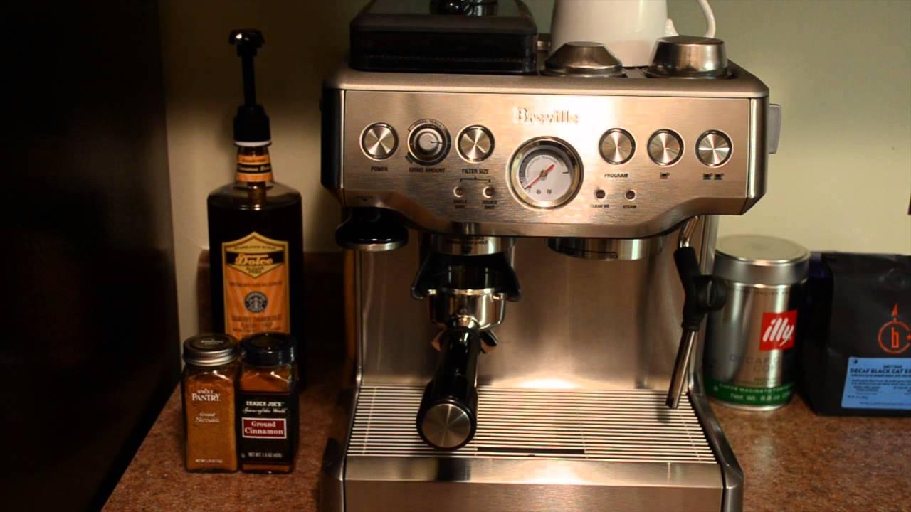 Breville BES870XL Worth Buying Espresso Coffee Maker