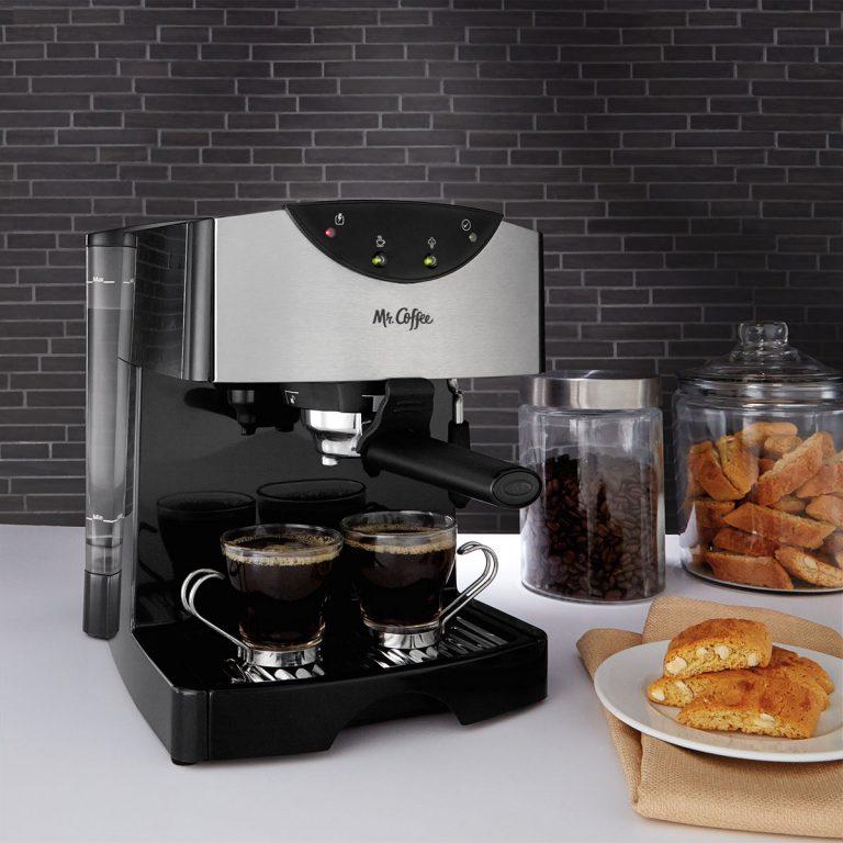 Mr. Coffee Pump Coffee/Espresso Maker