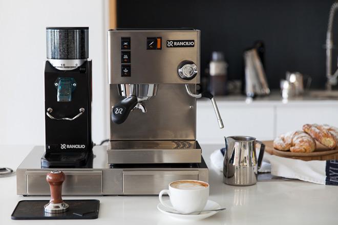 Rancillo HSl7 SILVIA Espresso Machine