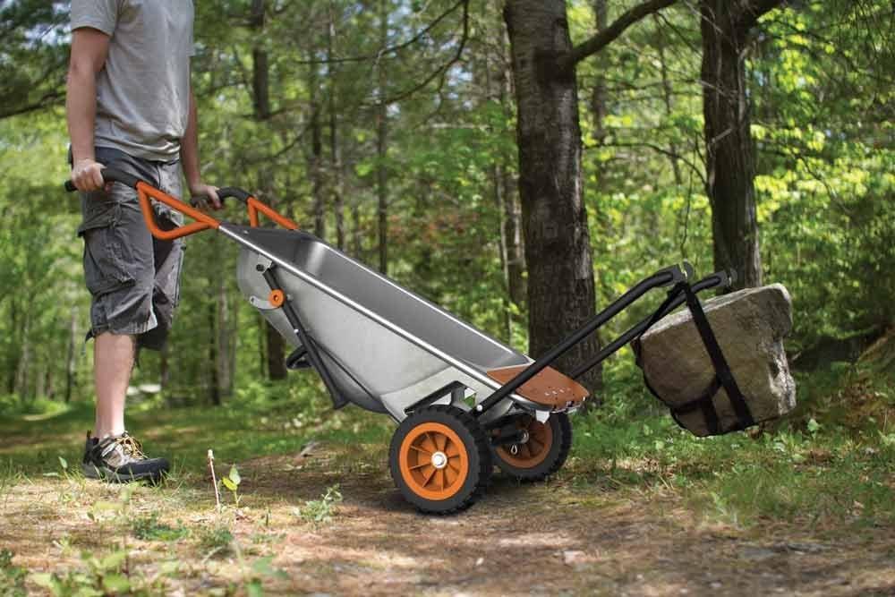 home depot garden cart