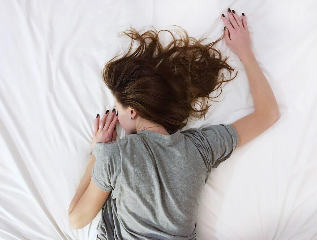Sleeping On Stomach