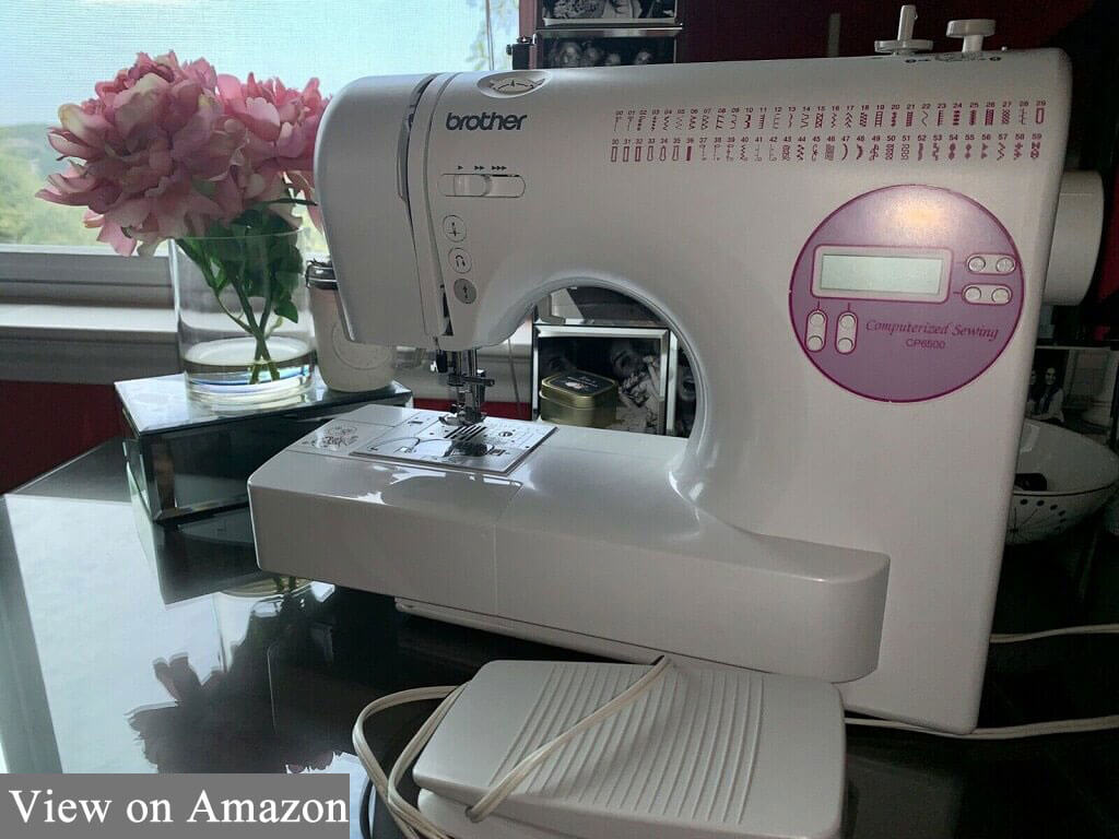 Brother CP6500 Computerized Sewing Machine