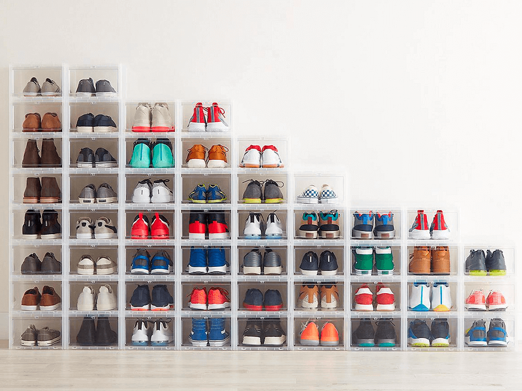 How to Sort Your Shoes