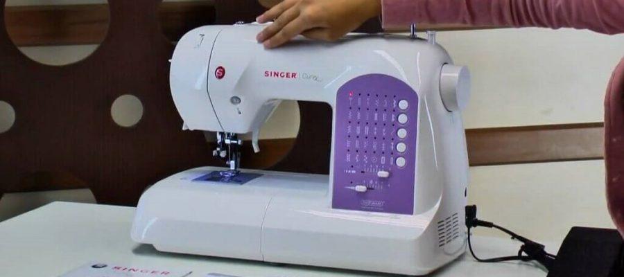 Singer Curvy 8763 Sewing Machine