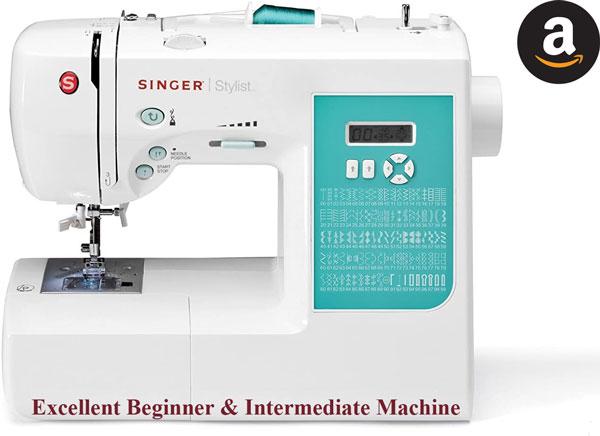Singer Stylist™ 7258 Sewing Machine