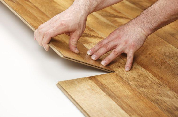 Fitting Laminate Flooring