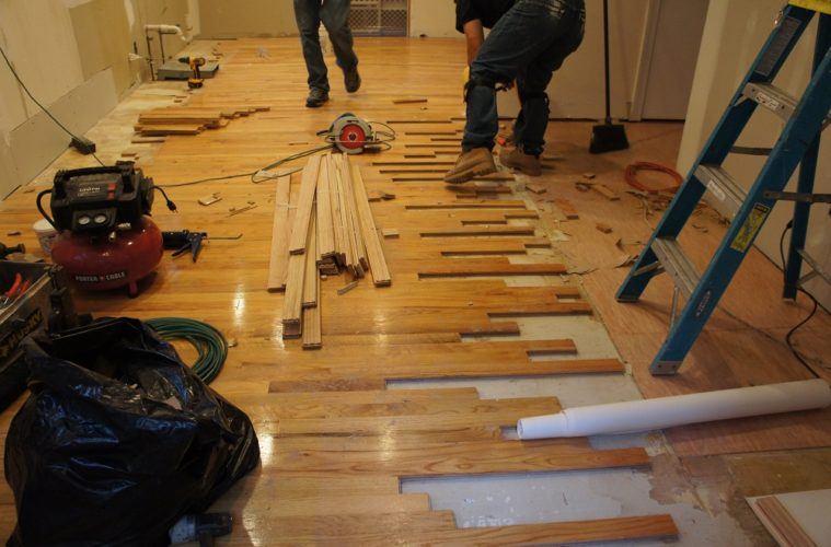Repair Laminate Flooring